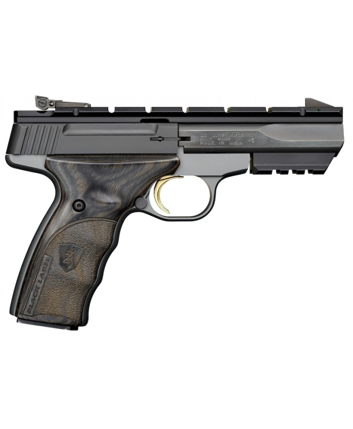 BUCK MARK BLACK LABEL 22LR