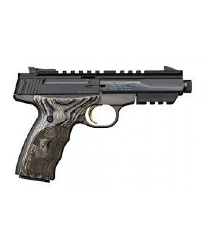 BUCK MARK BLACK LABEL 22LR THREADED