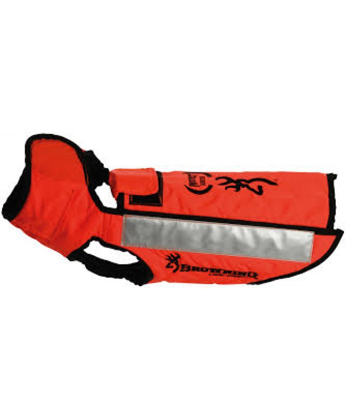 Dog vest Protect Hunter Laranja T70