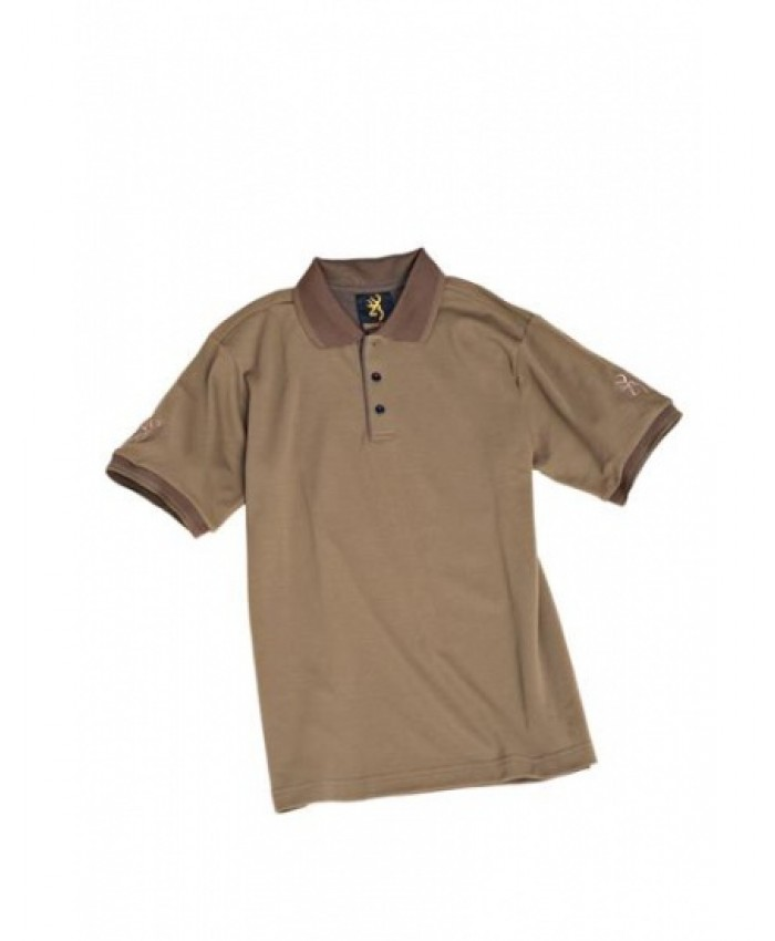 BRG Polo Savannah Khaki \