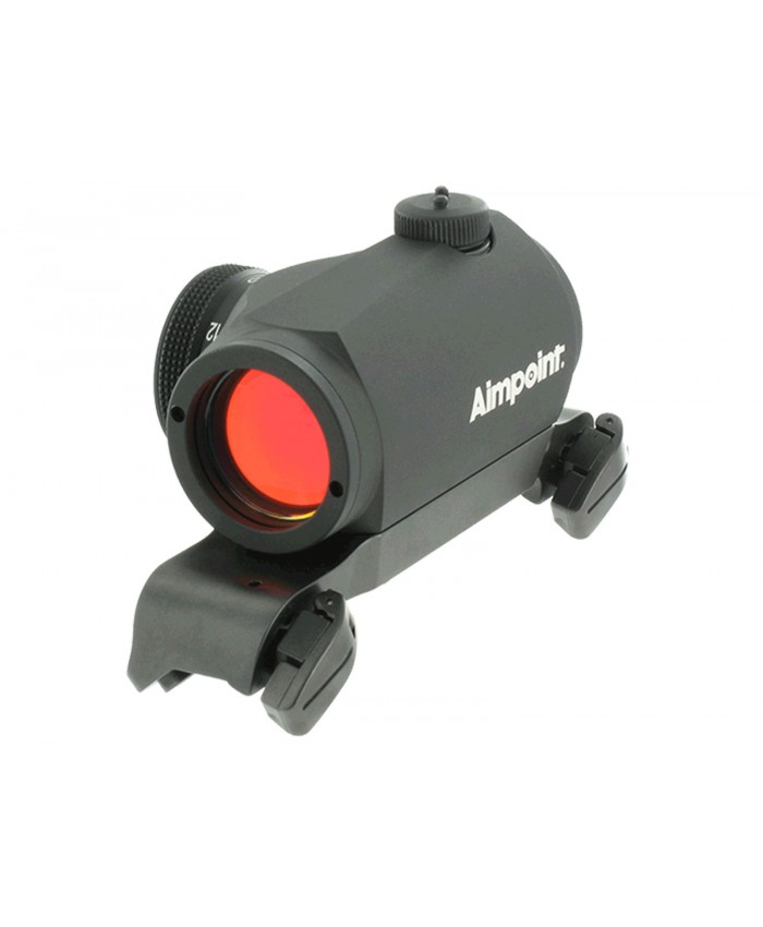Aimpoint Micro H1 2 MOA BLASER