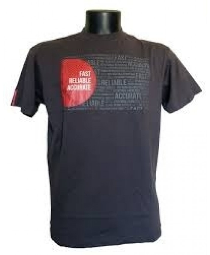 Aimpoint T-Shirt Fast Reliable Accurate