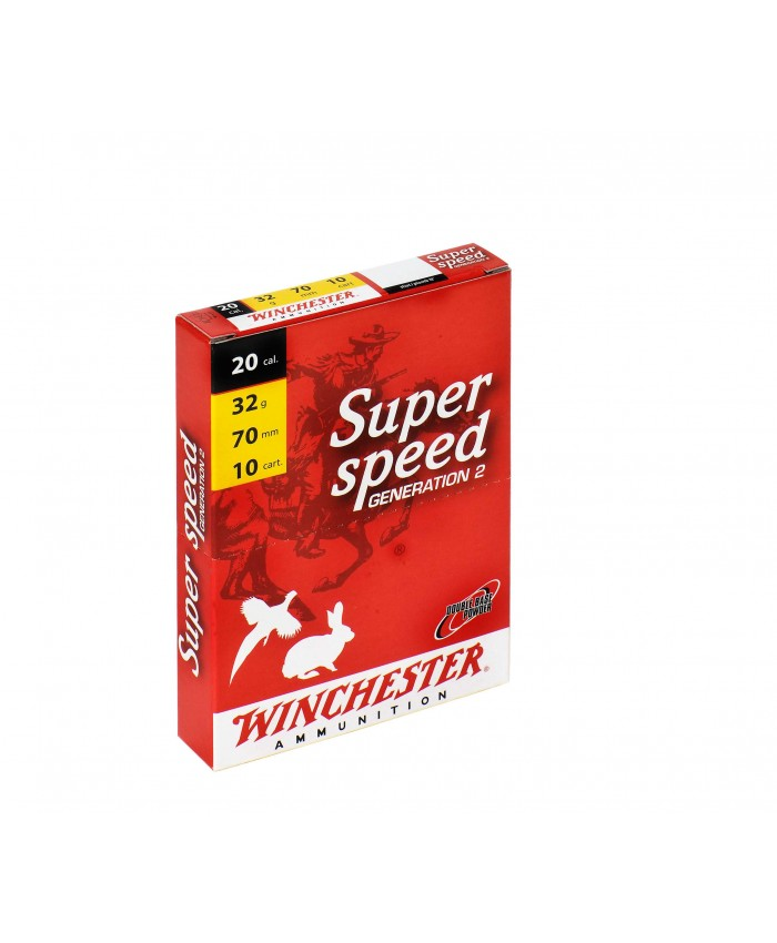 Super Speed G2 20  32GR. CH.7 CX.10