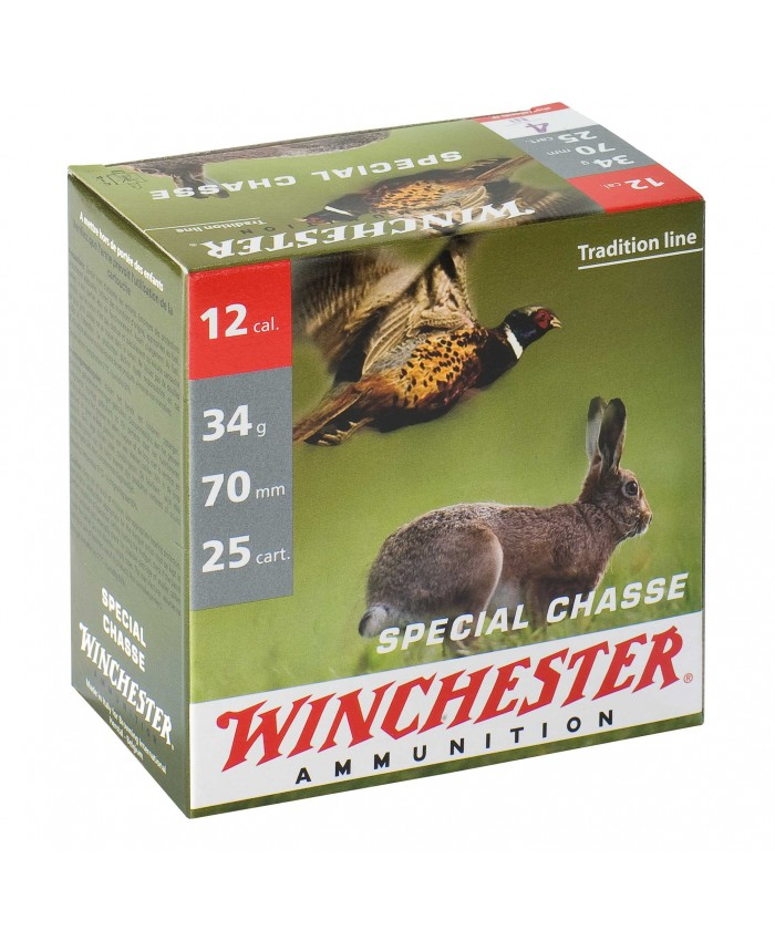 Special Chasse Niq 12M 34Gr CH 4