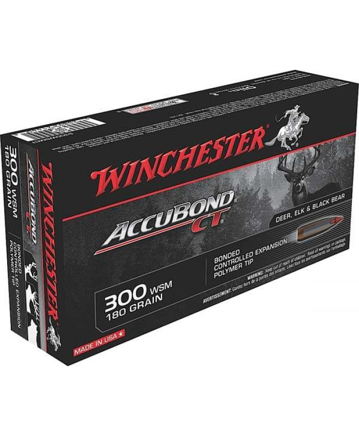Win Mun 300WSM 180G ACCUBOND CT