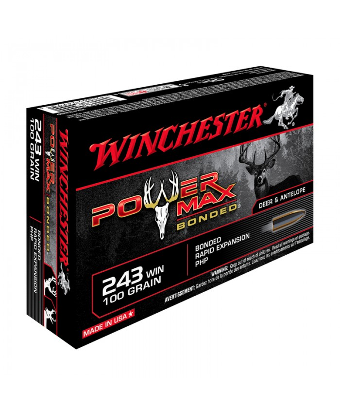 Win Mun 243 Win. 100GR. Power Max
