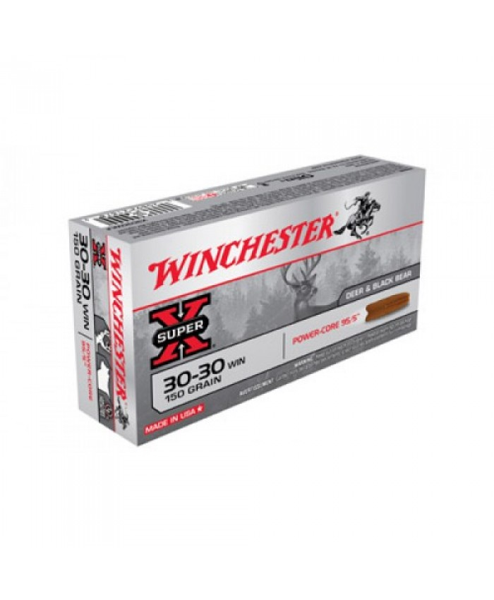 Win Mun 30-30 Win. 150GR. POWER CORE