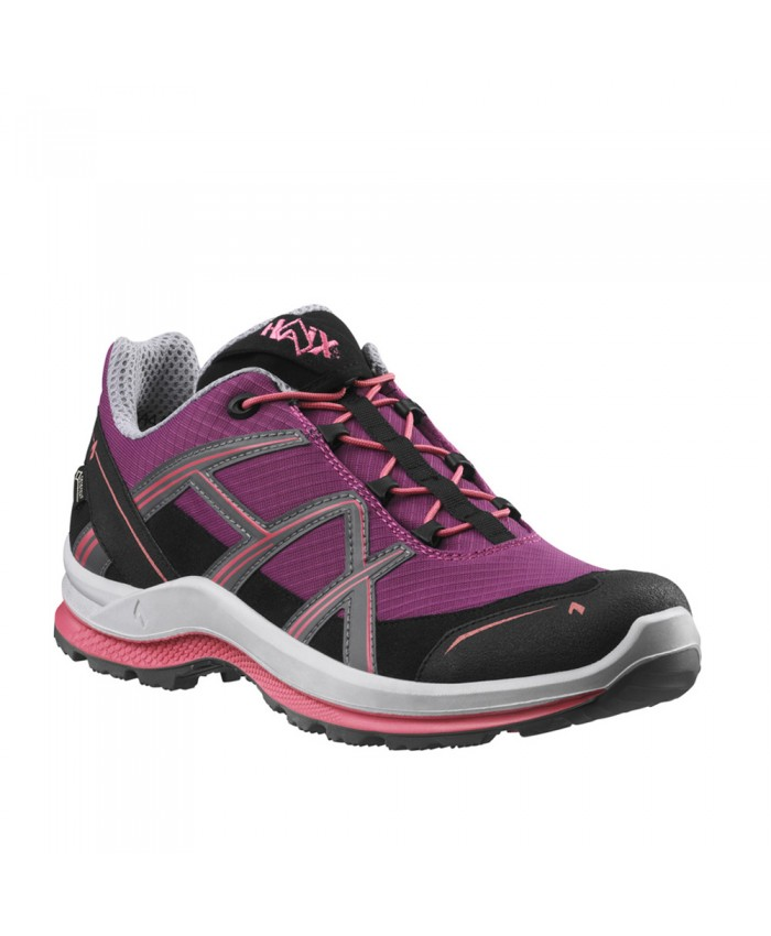 Black Eagle Adventure 2.1 GTX low purple-rose Senhora Tamanho 36 a 43