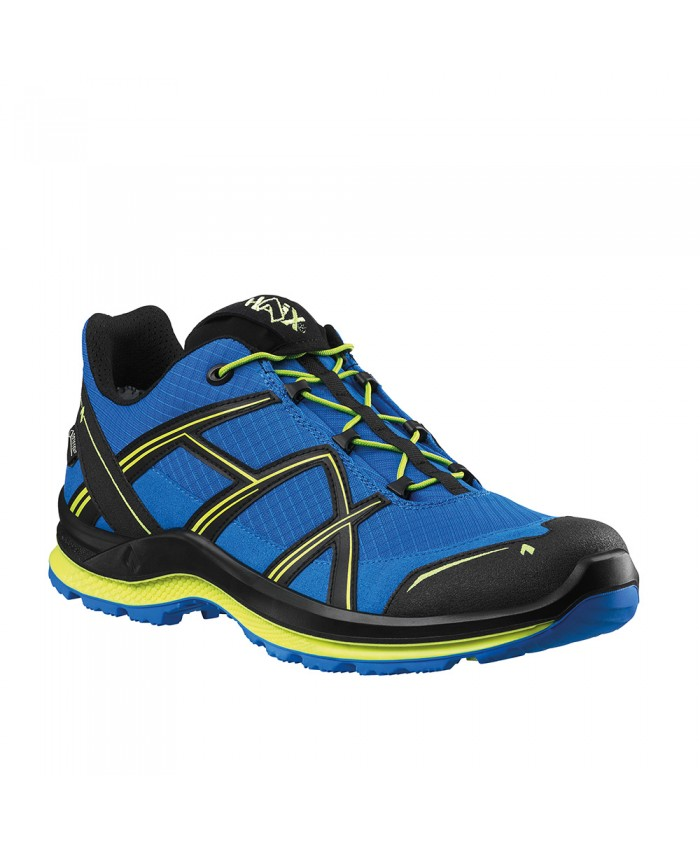 Black Eagle Adventure 2.1 GTX Low/blue/citrus Tamanho 41 a 44