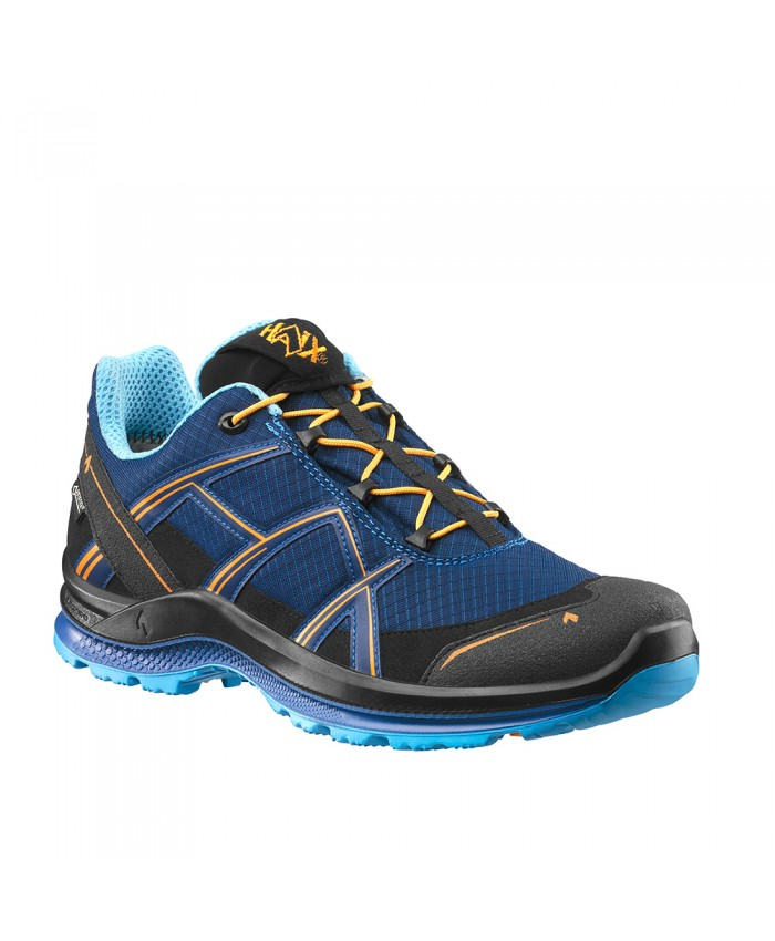 Black Eagle Adventure 2.1 GTX Low/Navy-Orange Tamanho 41 a 44
